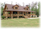 Lakota - features a fabulous wrap-around porch.
