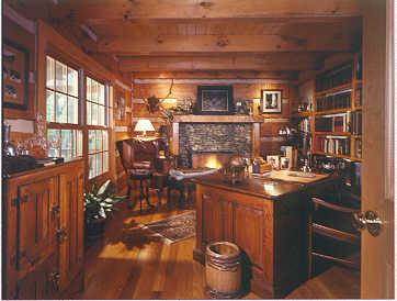 Hearthstone Log And Timber Frame Homes May 2000 Atlanta